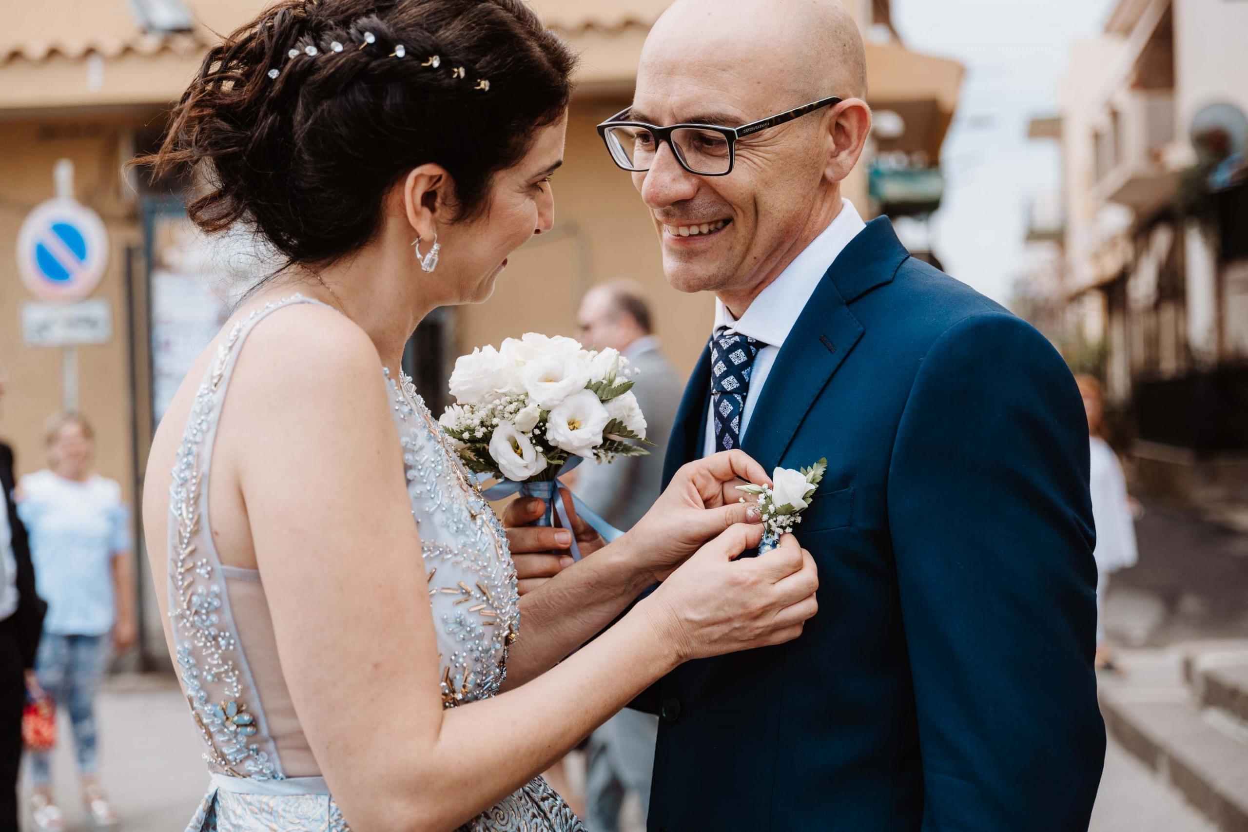 matrimonio brucoli Giuseppe Torretta