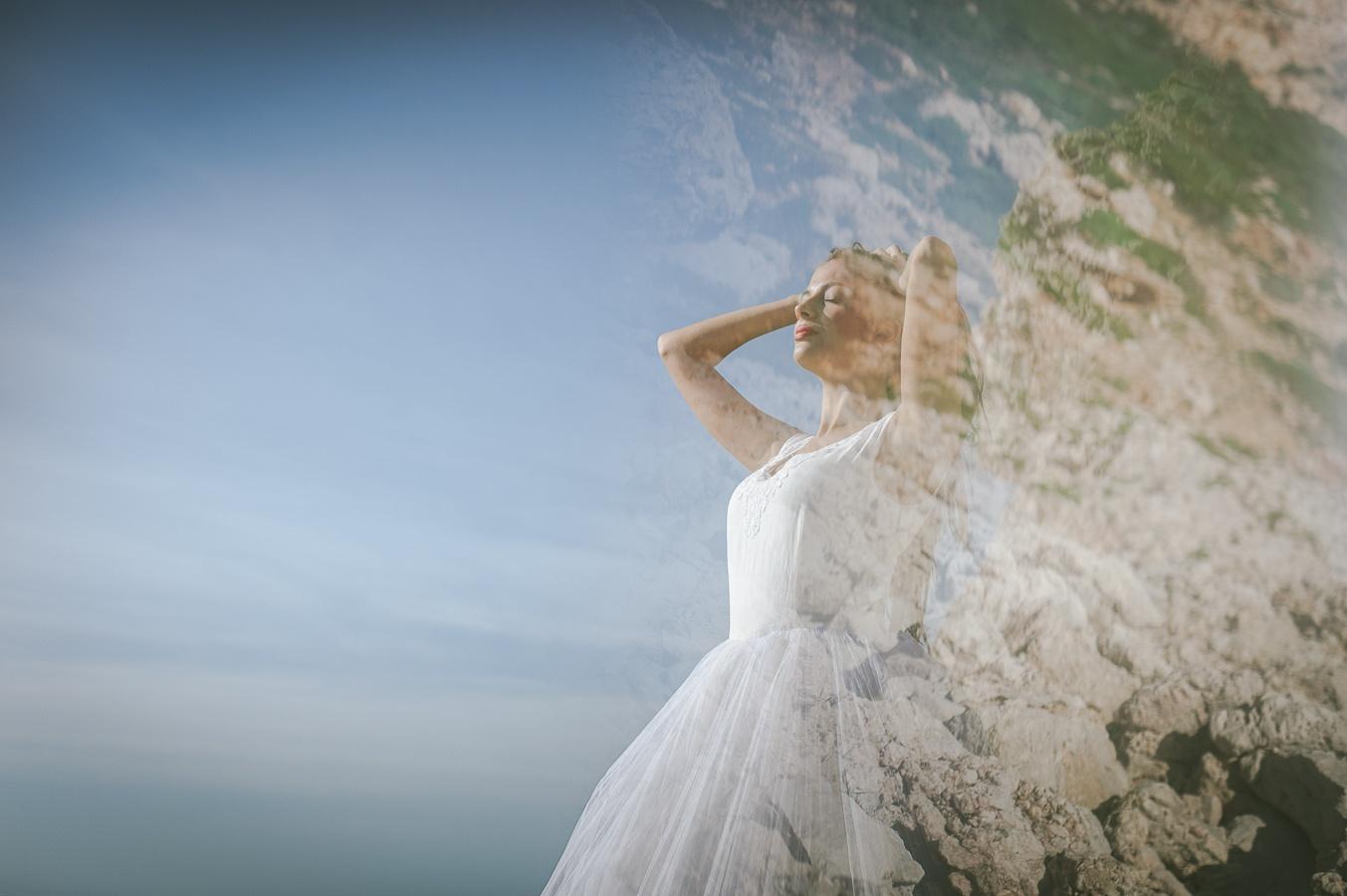 trash the dress in Egadi Islands - Glam