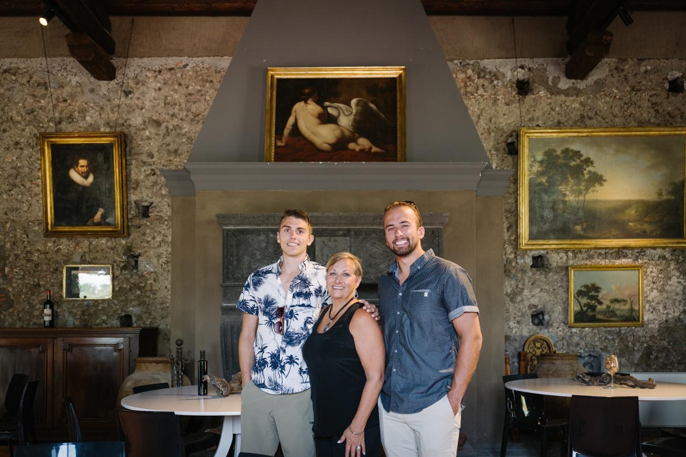 family memories in Sicily Etna Glam