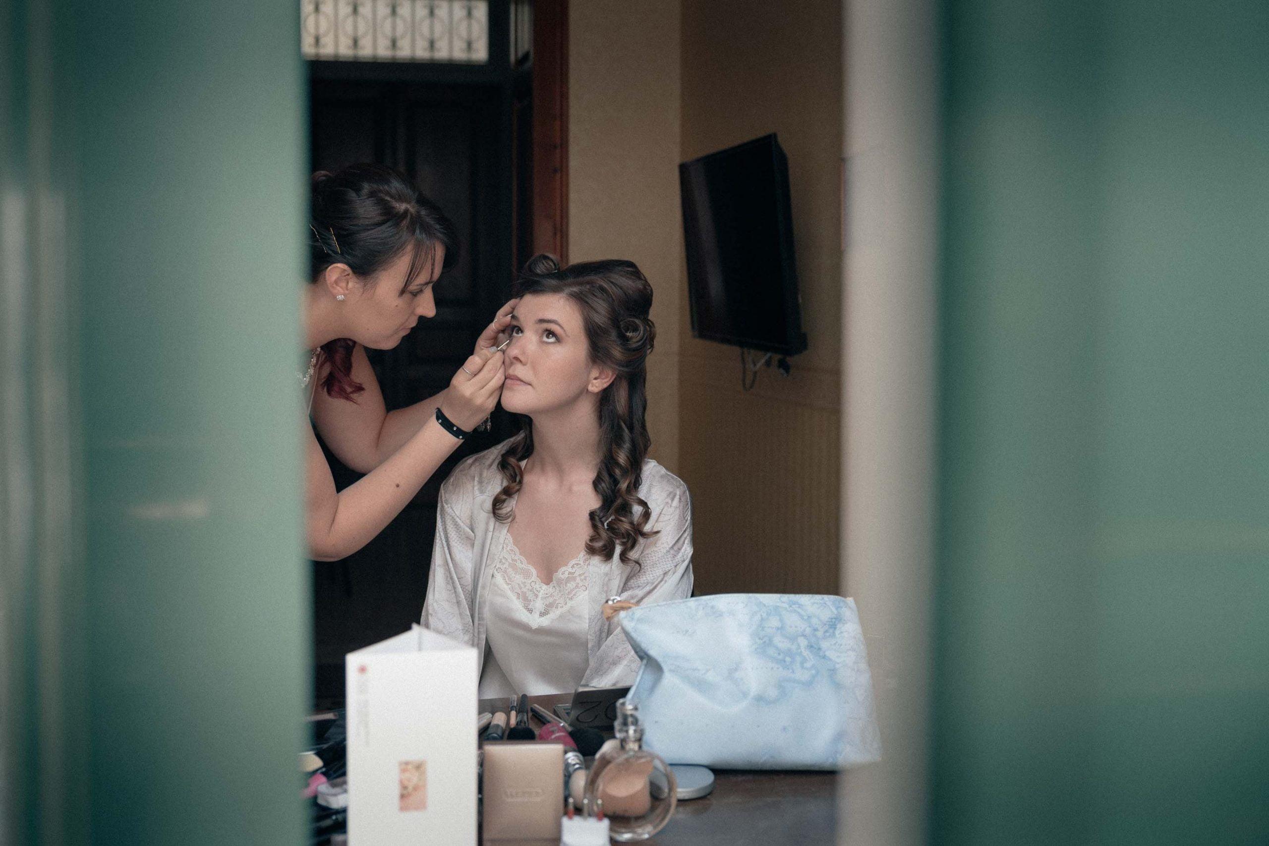 wedding day in Aci Castello - glam