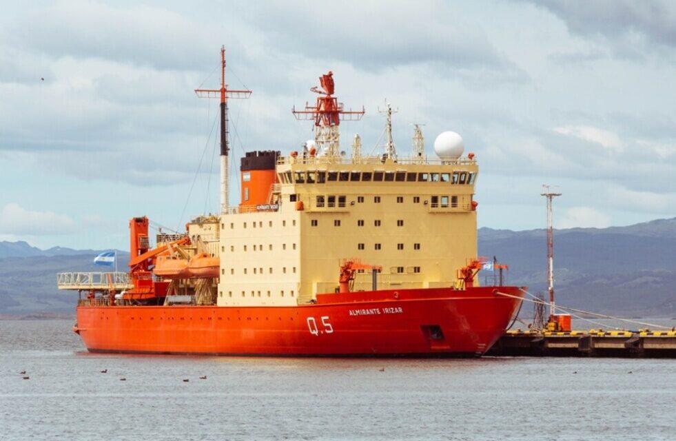 Comienza la Campaña Antártica 2020/2021 y la gestión integral de residuos generados en las bases antárticas