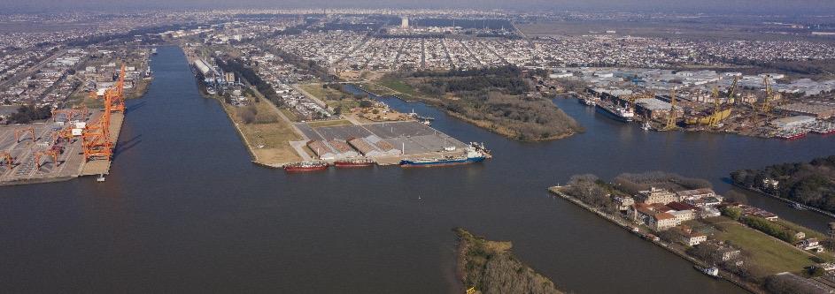 Proyecto Zona Franca de Bolivia en el Puerto de La Plata
