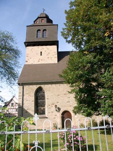 Alte Kirche Spay