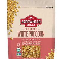 Organic White Popcorn