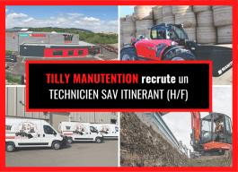Technicien SAV itinérant (57)
