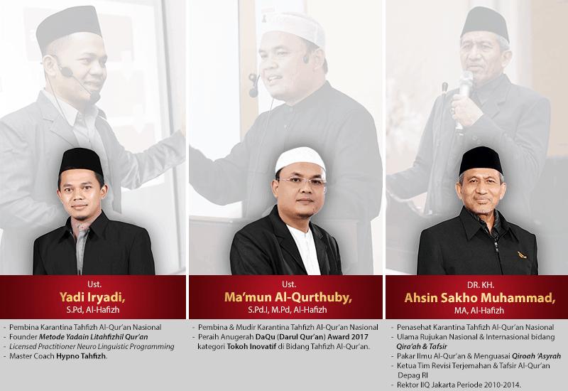 Dewan Pendiri dan pesihat yayasan karantina tahfizh al-quran nasional