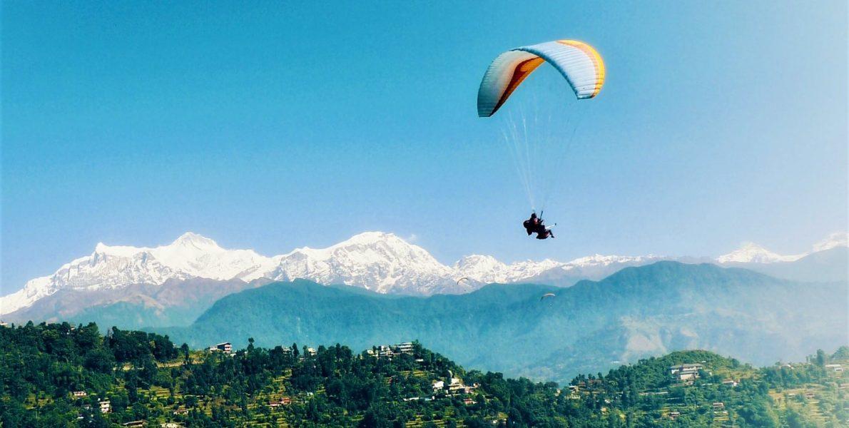 Annapurna Family Hike- View from Sarangkot