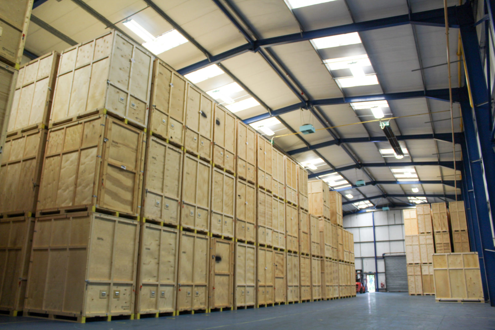 Crawley storage warehouse