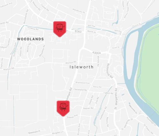 isleworth location