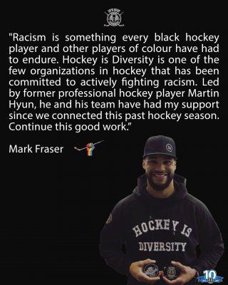 Mark Fraser Statement