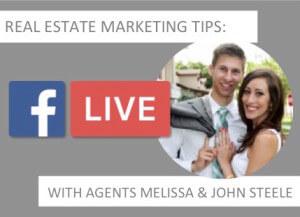 Facebook Live Tips for Real Estate Agents