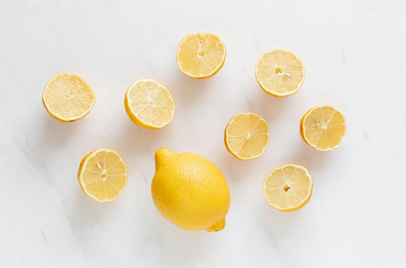Zitronenstücke als Symbolbild für Dividendenzahlungen
