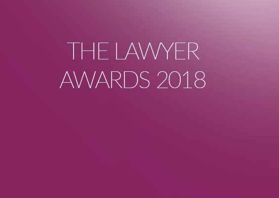 Specialist injury lawyers commended for litigation excellence at The Lawyer Awards