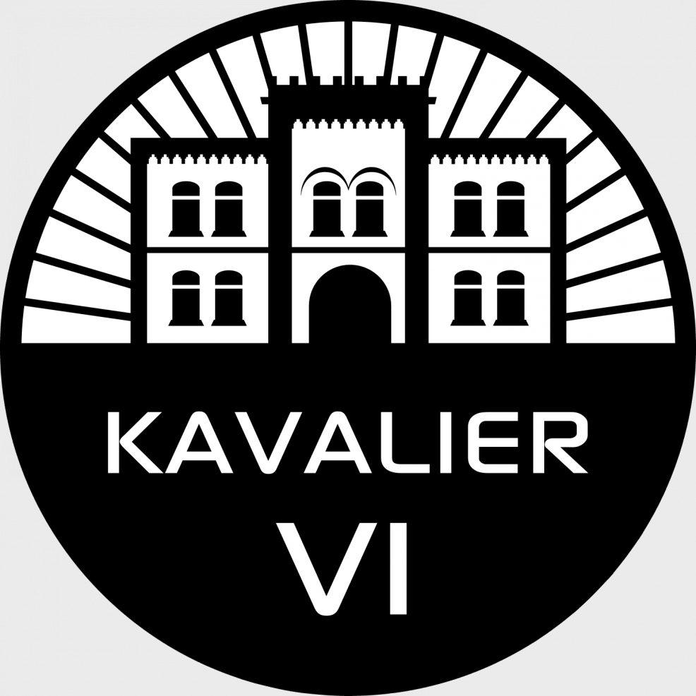 Logoentwicklung für  Kavalier VI