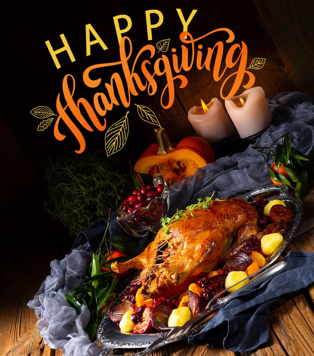 Happy Thanksgiving - Industrial Marketing Today