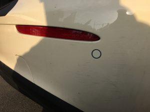 Einparkhilfe PDC Nachrüstung wie original ab Werk. hochwertig, in Wagenfarbe lackiert und langlebig