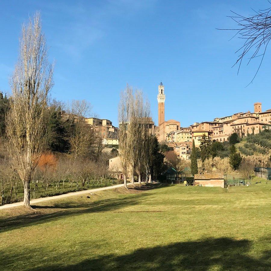 Siena Urban Trekking