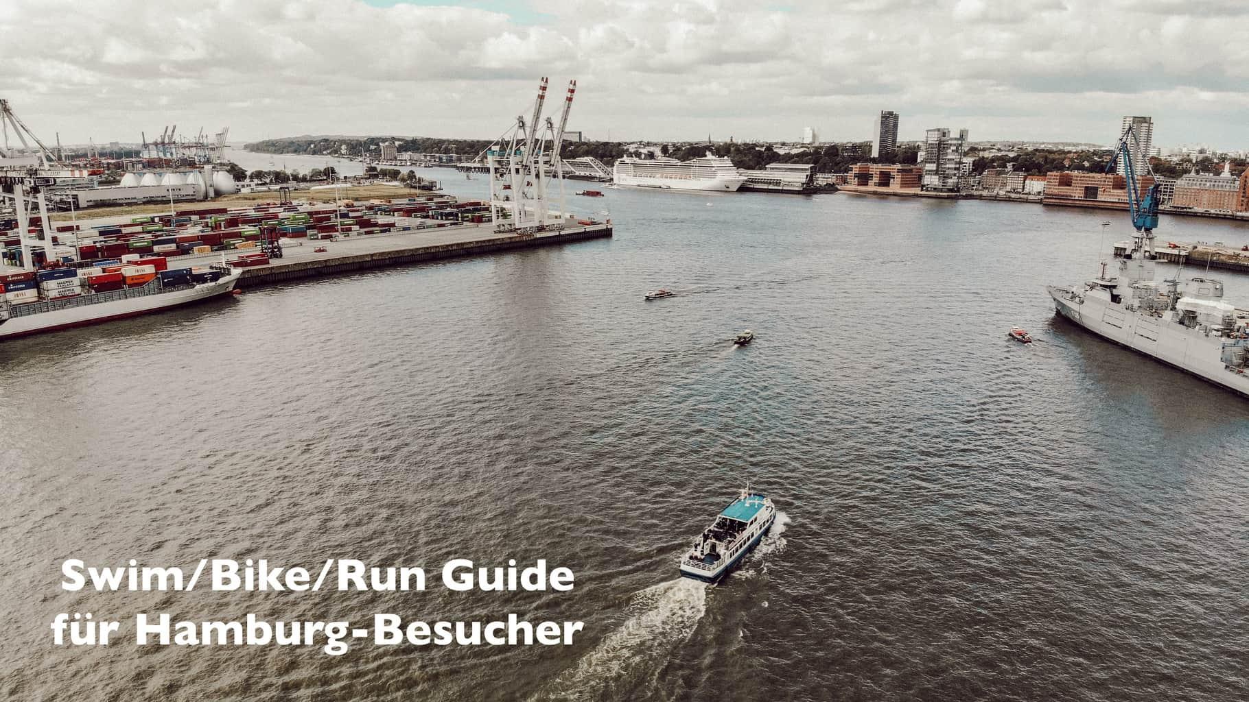 [Tipps] SWIM/BIKE/RUN Guide für Hamburg-Besucher
