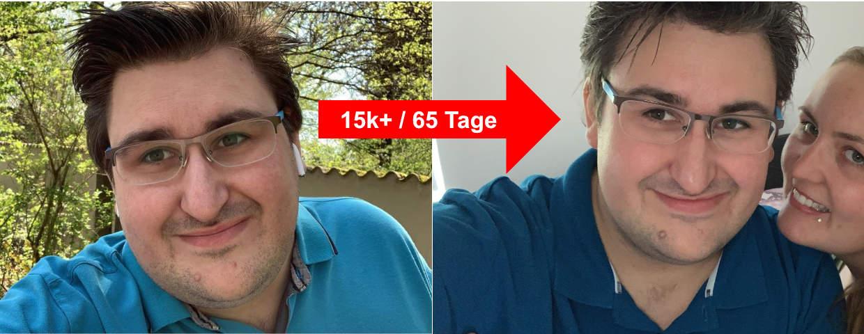 Gastbeitrag: Meine Motivation für 15k+ Schritte täglich!