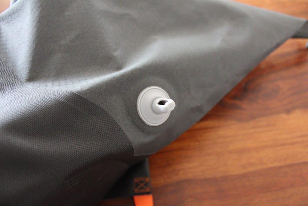 Ortlieb Seat-Pack Seitenventil
