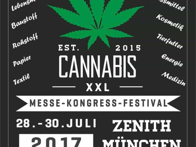 """Cannabis als Medizin im Fokus bei Münchner Hanfmesse """"CannabisXXL"""""""
