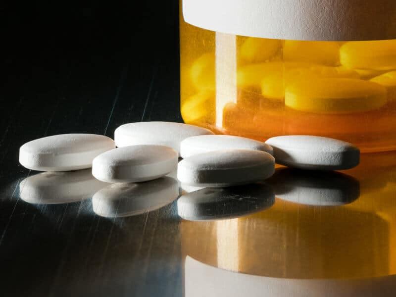 Gabe von medizinischem Cannabis verringert Einnahme anderer Opioide