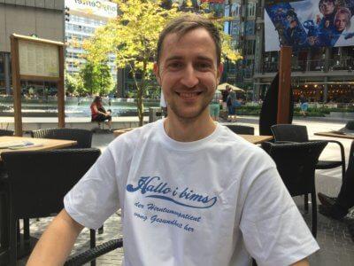 Leafly.de Patientenakte: Erik, 28, Berlin, Glioblastom