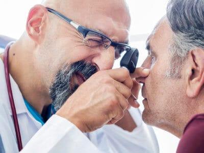 Einsatz von Cannabis als Medizin bei Glaukom (Grüner Star)