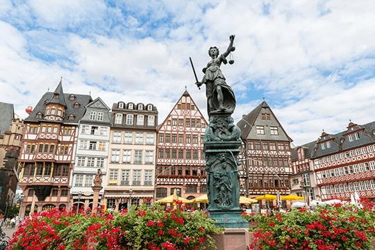 Frankfurt startet Drei-Jahres-Projekt