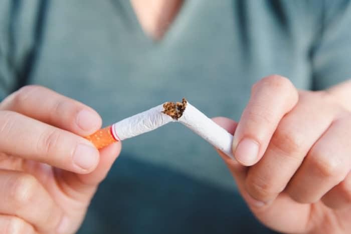 Tabakraucher haben weniger CB1-Rezeptoren