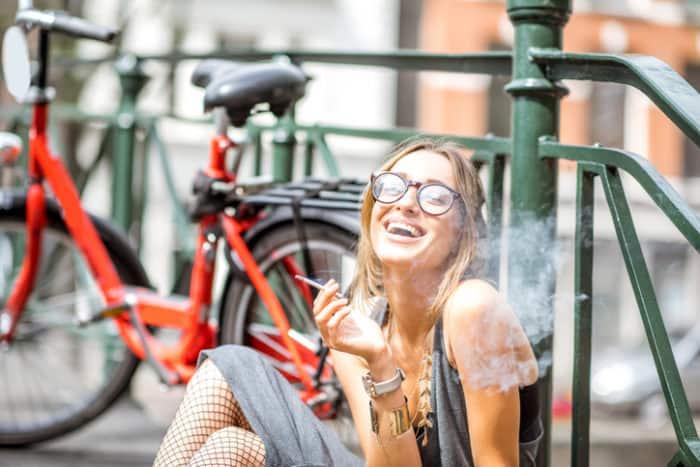 Gehirn: Langfristige Folgen von Cannabiskonsum