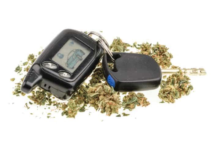 Cannabis und Autofahren: Neue Studie