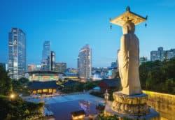 Cannabisindustrie in Asien macht Fortschritte