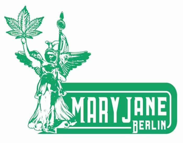 Mary Jane Berlin 2019 mit Leafly.de