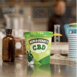 Eiscreme mit CBD? Warum nicht!