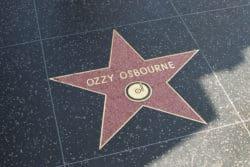 Ozzy Osbourne nimmt CBD-Öl gegen Schmerzen