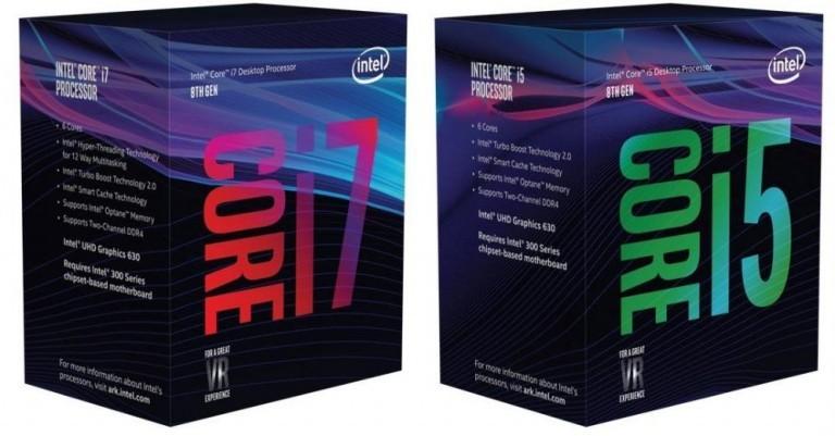 Oitava geração de Processadores Intel Coffee Lake chegou !