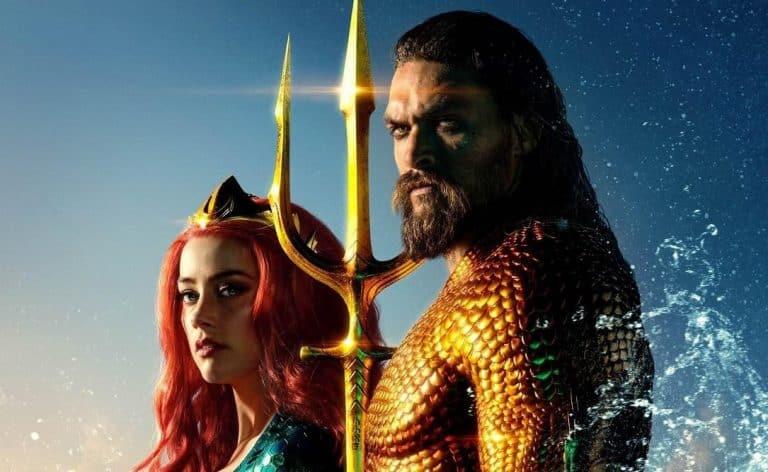Aquaman – o primeiro filme da DCEU a chegar aos mil milhões!