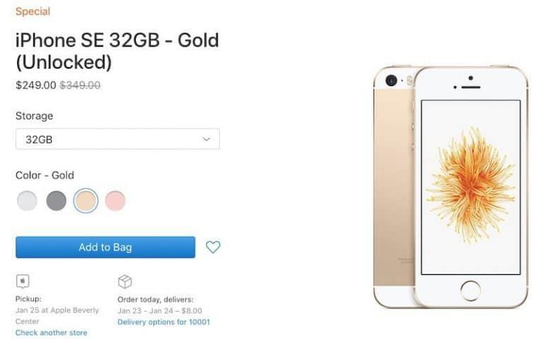 Apple voltou a lançar o iPhone SE no mercado?