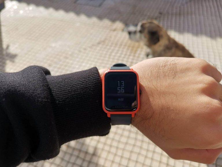 Xiaomi Amazfit Bip – Várias das funcionalidades do Apple Watch por 45€