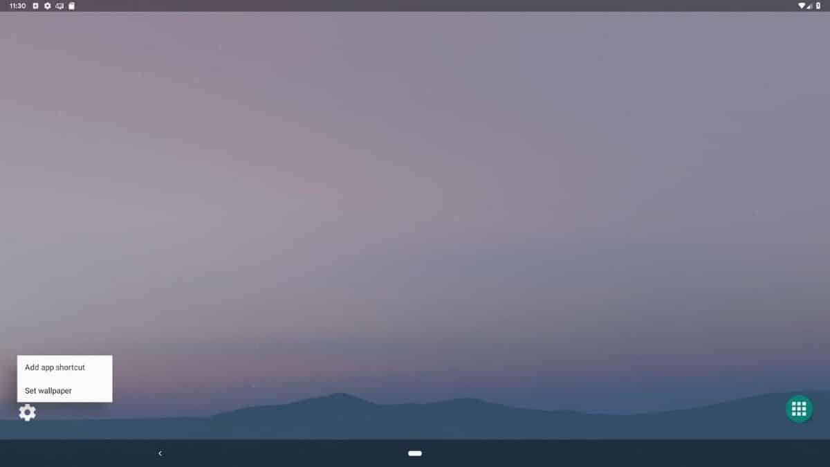 Android Q tem