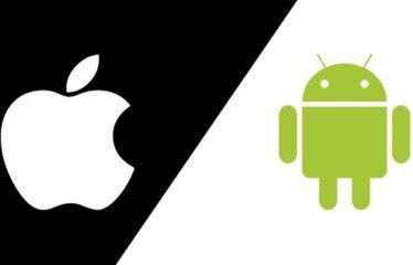 Android vs iOS: desculpem mas já não há diferenças!