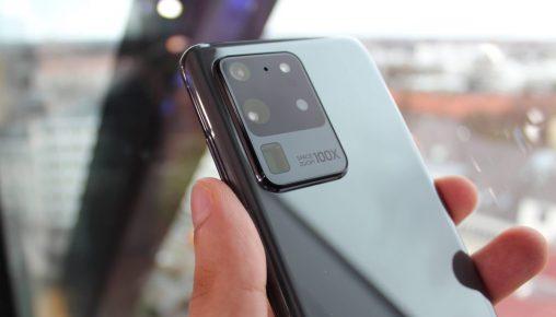 Já pode controlar a câmara do Galaxy S20 a partir do seu pulso!