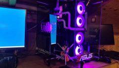 (Em análise) Computador Global Liquid Tiamat: Uma máquina de sonho!