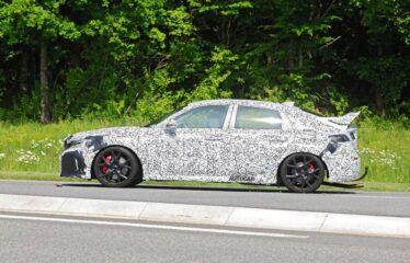 (Rumor) Novo Honda Civic Type R: Um AWD com 400 cavalos!?