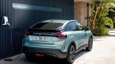 Novo Citroen C4 conta com motorização totalmente elétrica!