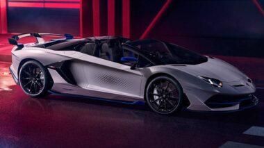 Lamborghini Aventador SVJ vai ter uma versão exclusiva 'Xago Edition'