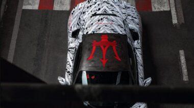 Novo Maserati MC20 equipa motor V6 com 622 cavalos de potência!