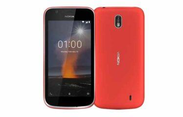 Nokia 1: baratinho mas acaba de receber o Android 10!