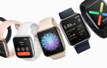 Oppo Watch já está disponível na Europa por 246 Euros